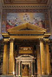 San Giovanni in Laterano Basilica Royalty Free Stock Photo