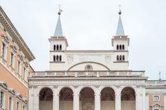 San Giovanni in Laterano Stock Image