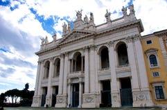 San Giovanni na basílica Roma de Laterano Foto de Stock
