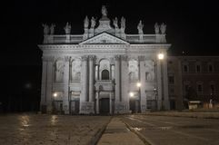 San Giovanni nigth Royalty Free Stock Images