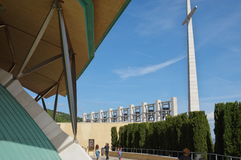 San Giovanni Rotondo Royalty Free Stock Photography