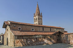 San Giovanni in Saluzzo Royalty Free Stock Photography