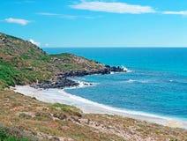 San Giovanni shoreline Royalty Free Stock Photo