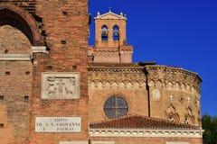San Giovanni um Paolo em Veneza fotografia de stock