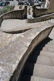 San Giovanni un Carbonara à Naples Images libres de droits