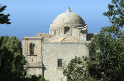San Giuliano in Erice Royalty Free Stock Images
