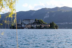San giulio island Stock Photos