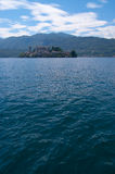 San Giulio Island Royalty Free Stock Photos
