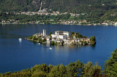 San Giulio Royalty Free Stock Photography