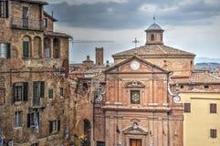 San Giuseppe church Stock Photo