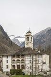 San Giuseppe im Val Sermenza Stock Photography