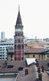 San Gottardo, Milão Fotografia de Stock