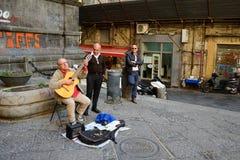 San gregorio armeno in Naples Italy Stock Photos