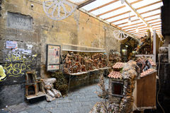 San gregorio armeno in Naples Italy Royalty Free Stock Photography