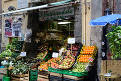 San gregorio armeno in Naples Italy Royalty Free Stock Images