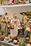 San gregorio armeno in Naples Italy Royalty Free Stock Photo