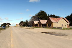 San Gregorio commune in Chile. Royalty Free Stock Images