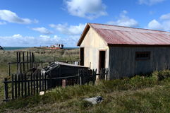 San Gregorio commune in Chile. Stock Photography