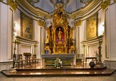 San Gregorio Ostiense Stock Photo