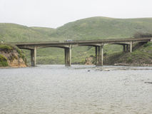 San Gregorio State Beach Stock Photography