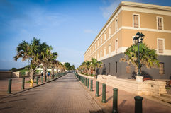 San idoso colorido Juan- Puerto Rico Fotos de Stock Royalty Free