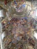 San Ignacio de Loyola. In Rome Royalty Free Stock Photo