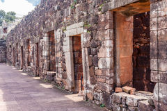 San Ignacio Jesuit Mission Ruins Royalty Free Stock Photo