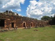 San Ignacio Jesuit Mission Ruins Stock Images