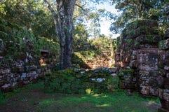 San Ignacio Mini Jesuites ruins, Misiones, Argentina Stock Photography
