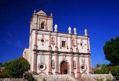 San ignacio mission Stock Image