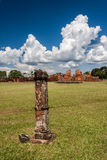 San Ignacio Mission Argentina Royalty Free Stock Photos