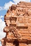 San Ignacio Mission Cathedral Argentina Stock Image