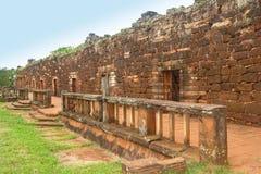 San Ignacio Ruins lizenzfreie stockfotografie