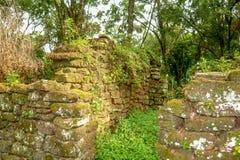 San Ignacio Ruins stockfotografie