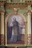 San Ignatius di Loyola Immagine Stock