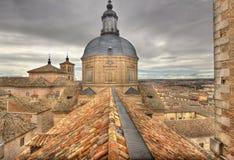 SAN Ildefonso Church στο Τολέδο, Ισπανία Στοκ φωτογραφία με δικαίωμα ελεύθερης χρήσης