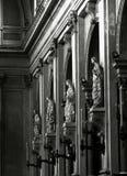 San illuminati di Palermo Immagine Stock