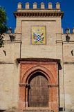 San Isidoro Campo Monastery a Santiponce Fotografia Stock