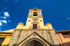 San Isidoro Church en Sevilla, España Fotografía de archivo libre de regalías