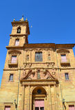 San Isidoro church in Oviedo. San Isidoro church in the city of Oviedo, Asturias - Spain Stock Photography