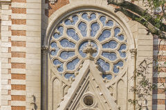 San Isidro Cathedral Buenos Aires Argentina royaltyfri foto