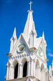 San Isidro Catholic Church Image stock