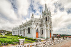 San Isidro Catholic Church Royalty Free Stock Photography