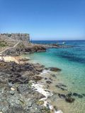 San Ives Cornwall fotografia stock libera da diritti