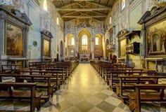 San Jacopo's church Stock Photography
