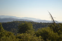 San Jancinto góry Kalifornia obrazy stock