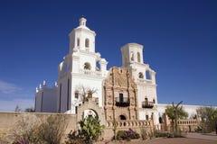 San Javier Del Bac Mission Fotografía de archivo