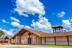 San Javier, igreja de Bolívia imagens de stock