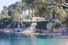 San-Jean-cappuccio-Ferrat Fotografia Stock