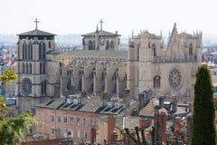 San Jean Cathedral Fotografia Stock Libera da Diritti